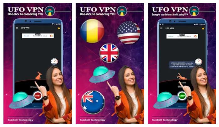 UFO-VPN